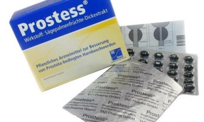 德国进口前列腺养护特效药品-摄护宁(锯棕榈锯叶棕 )
