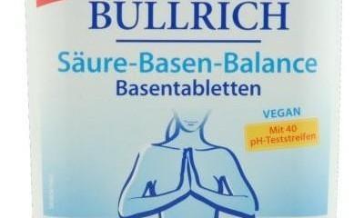 德国原装BULLRICH调整尿酸 痛风 尿酸高降尿酸 排酸排毒片
