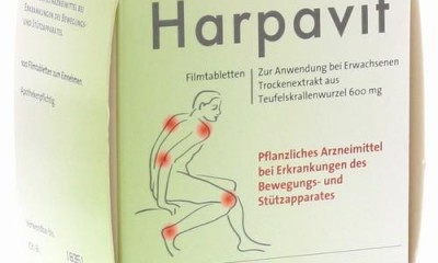 德国进口汉堡Harpavit爱活风湿灵-风湿骨病特效药