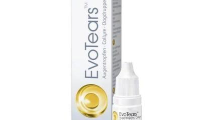 德国进口重症干眼症特效滴眼液EvoTears 3ml 适应于眼睛干、痒、灼烧、疲劳